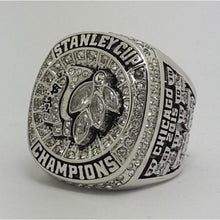 SPECIAL EDITION Chicago Blackhawks Stanley Cup Ring (2015) - Premium Series