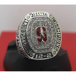 SPECIAL EDITION Stanford Cardinal Rose Bowl College Football Championship Ring (2016) - Premium Series