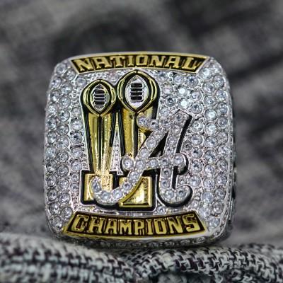 SPECIAL EDITION Alabama Crimson Tide College Football National Championship Ring (2017) - Premium Series
