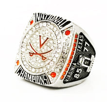 Virginia Cavaliers College Basketball National Championship Ring (2019) - Fan Ring