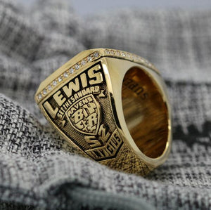 SPECIAL EDITION Baltimore Ravens Championship Ring (2000) - Premium Series