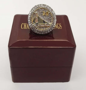 Golden State Warriors NBA Championship Ring (2015)