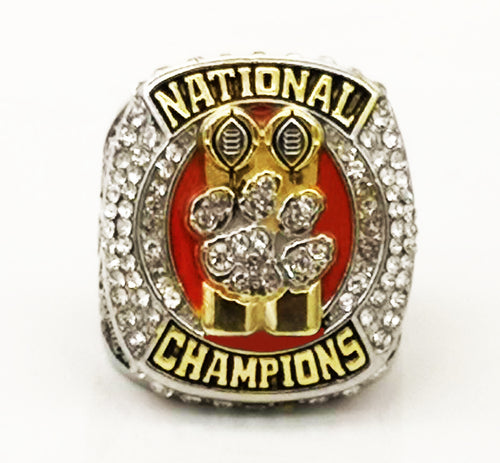 NEW Clemson Tigers College National Championship Ring (2018) - Championship Rings