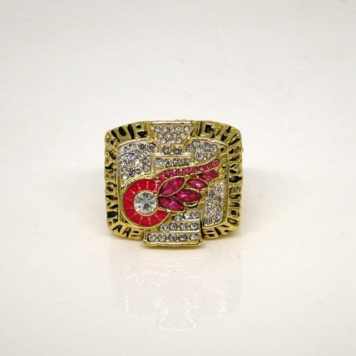 Detroit Red Wings Stanley Cup Ring (2002) - Championship Rings