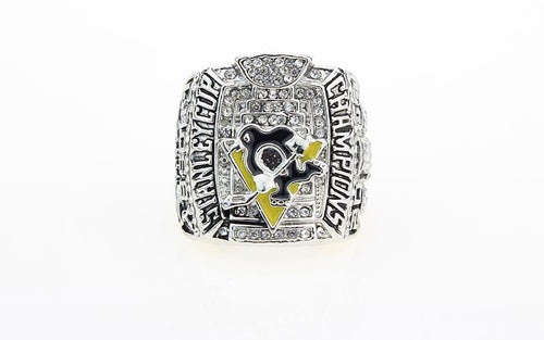 Pittsburgh Penguins Stanley Cup Ring (2009) - Championship Rings