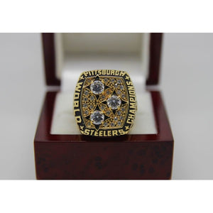 SPECIAL EDITION Pittsburgh Steelers Super Bowl Ring (1978) - Premium Series