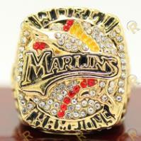 Florida Marlins World Series Ring (2003)