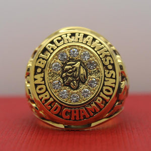 SPECIAL EDITION Chicago Blackhawks Stanley Cup Ring (1961) - Premium Series