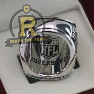 SPECIAL EDITION Los Angeles Rams NFC Championship Ring (2018