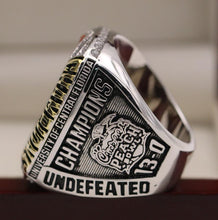 SPECIAL EDITION University of Central Florida (UCF) College Football National Championship Ring (2018) - Premium Series