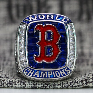 SPECIAL EDITION Boston Red Sox World Series Ring (2018) - Premium Series