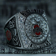 SPECIAL EDITION Ohio State Buckeyes Big 10 Rose Bowl Championship Ring (2018) - Premium Series