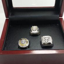 SPECIAL EDITION San Francisco Giants World Series Ring Set (2010, 2012, 2014) - Premium Series