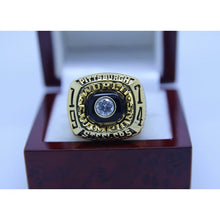 SPECIAL EDITION Pittsburgh Steelers Super Bowl Ring (1974) - Premium Series