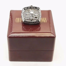 Seattle Seahawks Super Bowl Ring (2013) - Wilson