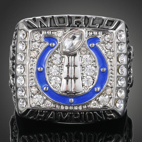 Indianapolis Colts Super Bowl Ring (2007) - Championship Rings