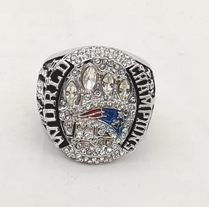 New England Patriots Super Bowl Ring (2014) - Championship Rings