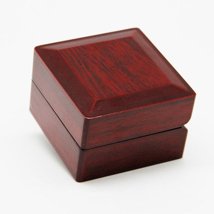 Solid Wooden Display Box - Championship Rings
