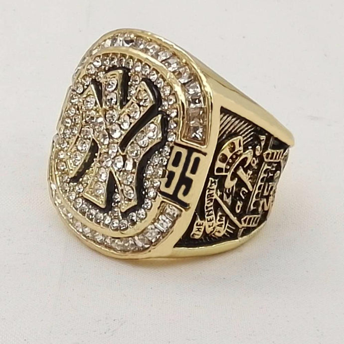 New York Yankees World Series Ring (1999) - Championship Rings