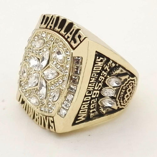 Dallas Cowboys Super Bowl Ring (1995) - Championship Rings