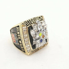 Pittsburgh Steelers Super Bowl Ring (2005) - Championship Rings