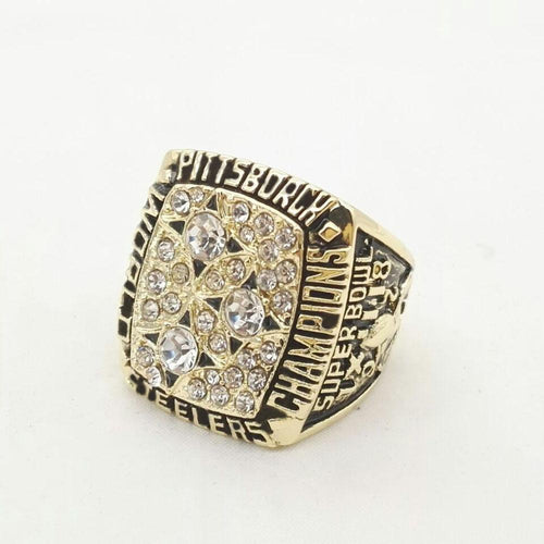 Pittsburgh Steelers Super Bowl Ring (1978) - Championship Rings