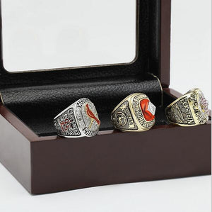 St.Louis Cardinals World Series Rings (1982, 2006, 2011) Replica Set - MLB - Championship Rings for Fans
