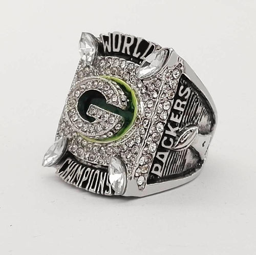 Green Bay Packers Super Bowl Ring (2010) - Rogers - Championship Rings
