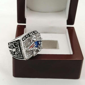 New England Patriots Super Bowl Ring (2001) - Championship Rings