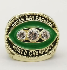 Green Bay Super Bowl Ring (1967) - Championship Rings