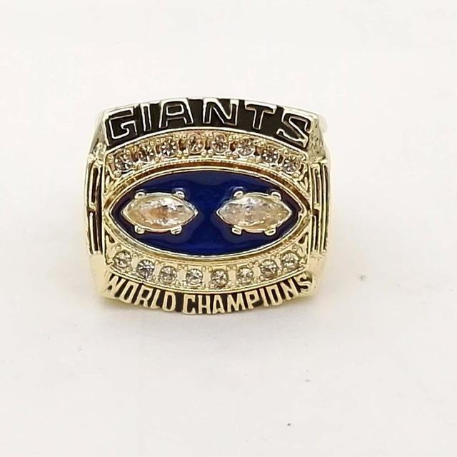 New York Giants Super Bowl Ring (1990) - Championship Rings