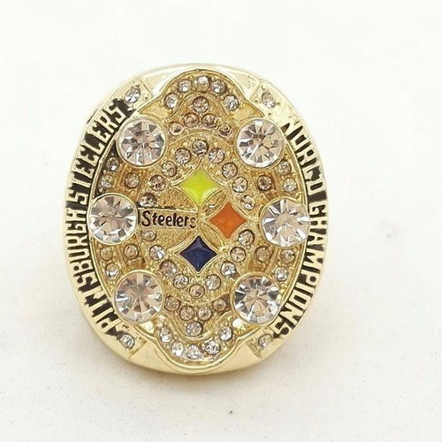 Pittsburgh Steelers Super Bowl Ring (2008) - Championship Rings