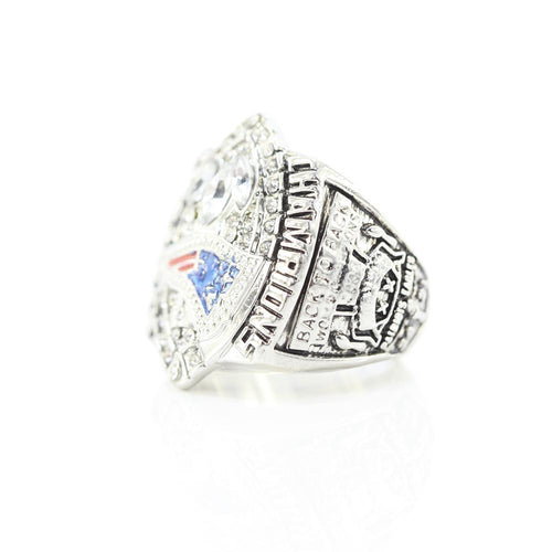 New England Patriots Super Bowl Ring (2004) - Championship Rings