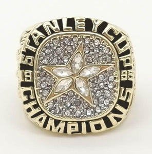 Dallas Stars Stanley Cup Ring (1999) - Championship Rings