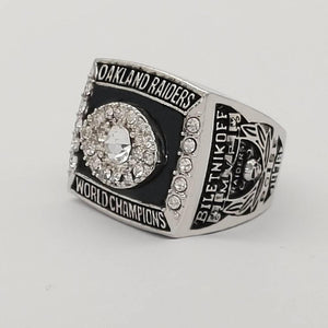 Oakland Raiders Super Bowl Ring (1976) - Championship Rings