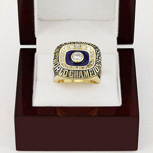 Miami Dolphins Super Bowl Ring (1972) - Championship Rings