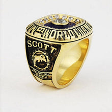 Miami Dolphins Super Bowl Ring (1972)
