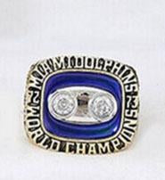 Miami Dolphins Super Bowl Ring (1973) - Championship Rings