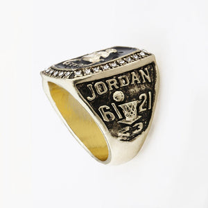 Chicago Bulls NBA Championship Ring (1991) Replica - Michael Jordan - NBA