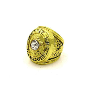 Toronto Maple Leafs Stanley Cup Ring (1962, 1963) Replica - NHL - Championship Rings for Fans