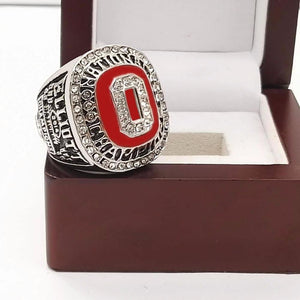 Ohio State Buckeyes College Football National Championship Ring (2014) - Ezekiel Elliott - Championship Rings
