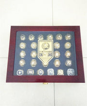 New York Yankees Ultimate World Series Ring 27 Piece Set (1923-2009) - Championship Rings