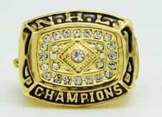 Montreal Canadiens Stanley Cup Ring (1978) - Championship Rings