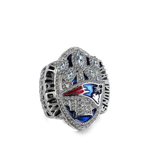New England Patriots Super Bowl Ring (2017) - Tom Brady - Championship Rings