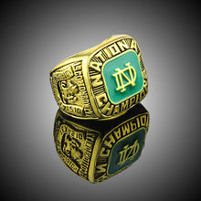 Notre Dame Fighting Irish College Football National Championship Ring (1977) - Championship Rings