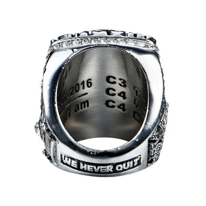 Chicago Cubs World Series (2016) - Championship Rings