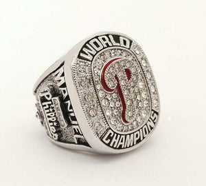 Philadelphia Phillies World Series Ring (2008) - Manuel - Championship Rings