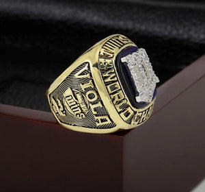 Minnesota Twins World Series Ring (1987) - Premium Series - Championship Rings