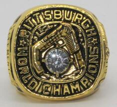 Pittsburgh Pirates World Series Ring (1960) Replica - MLB - Championship Rings for Fans