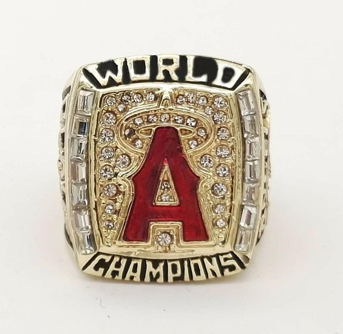 Anaheim Angels World Series Ring 2002